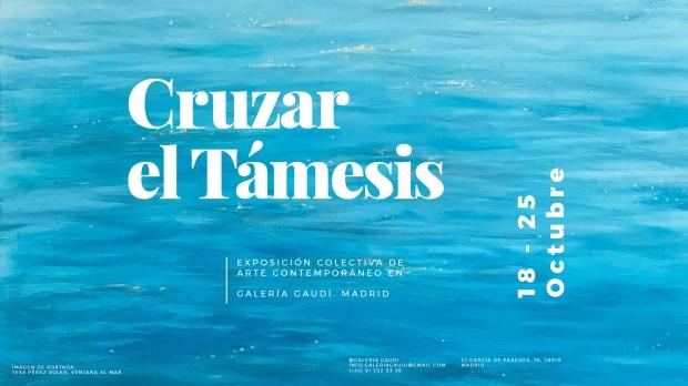 CRUZAR EL TAMESIS_COLECTIVA LONDRES_GALERIA GAUDI_COVER2